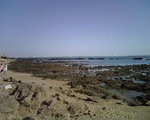 Rocas Playa Santa Catalina