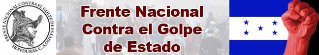 Frente Nacional Contra el Golpe de Estado