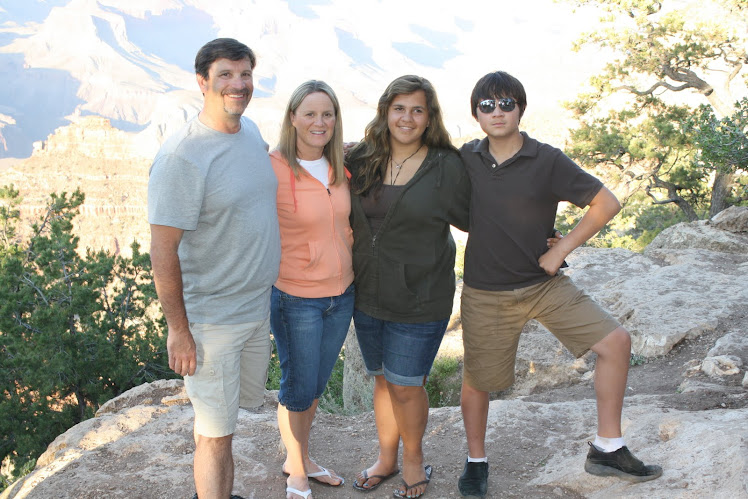 * Grand Canyon Family 2010 *