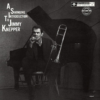 "Featured recording ""Jimmy Knepper- A Swinging..."""