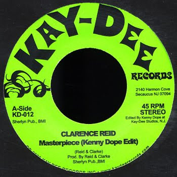 Clarence Reid Master Piece Down The Road Of Love
