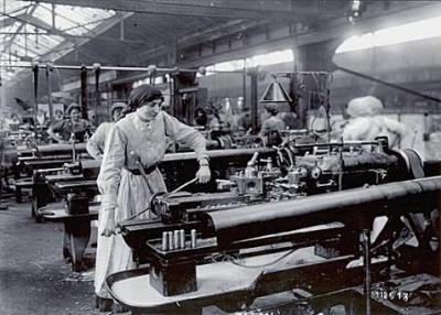 Primeras fábricas
