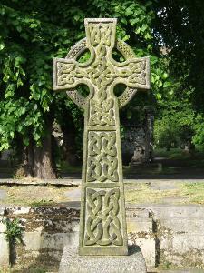 Mi mundo celta Cruz-celta