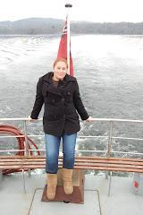 Cruzeiro em Lake Windermere.