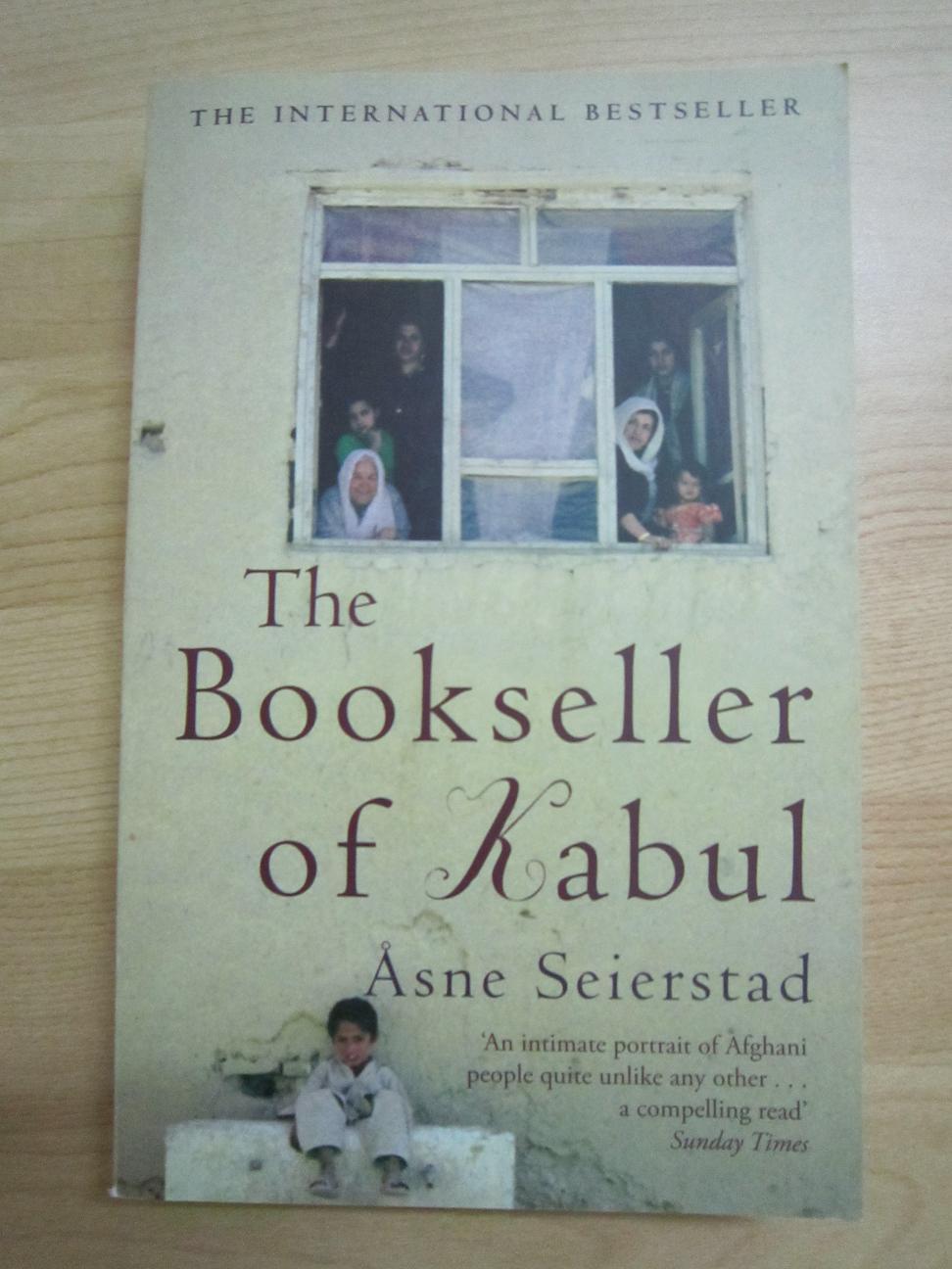 bookseller of kabul essay