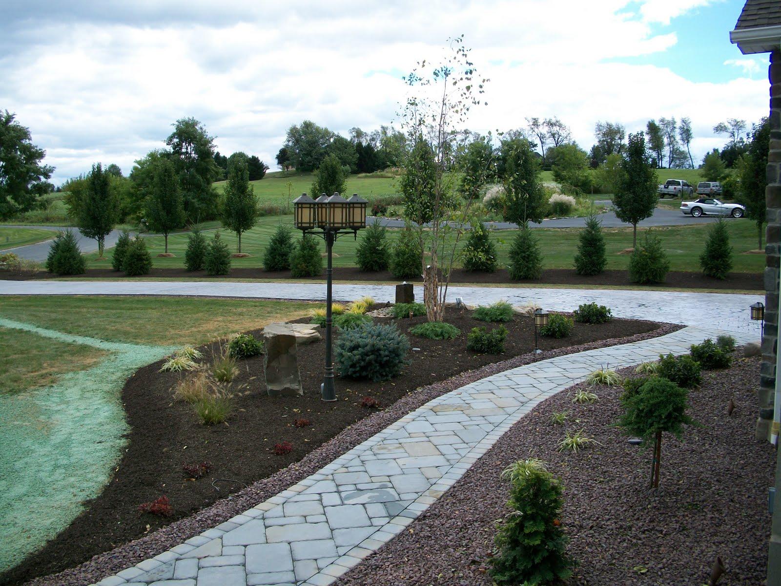The blog of weavers landscape company extensive landscape for Landscape renovations
