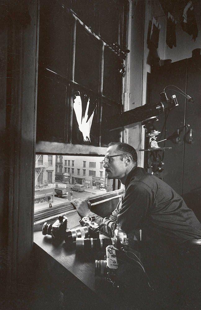 Photoephemera w eugene smith and the jazz loft project - The wonder loft a visual experiment in manhattan ...