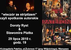 KLUBOGALERIA PATEFON - MŁOCINY