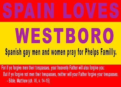 Phelps Family, we love you and pray for you