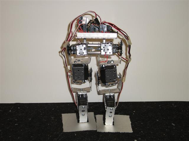 Going s on of otto pastimes arduino controlled biped robot
