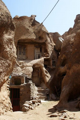 i6 - 700 Years Old Houses In Iran!!!!
