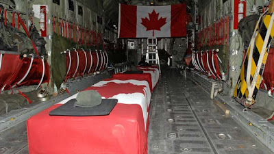 Canadian War Dead in Afghanistan