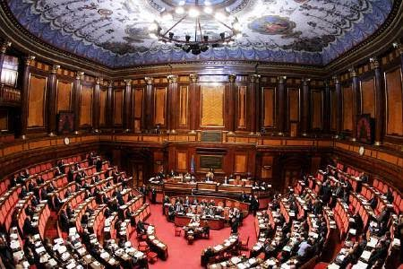 Per un mondo senza barriere alla gentile attenzione del for Dove si riunisce il parlamento italiano