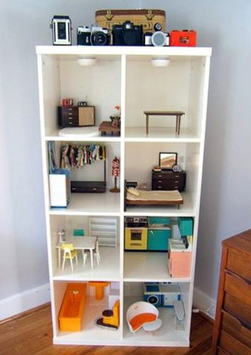 make your own doll furniture. Unfortunately, The Flickr Account Is No Longer Active So These Are Only Pictures We Have. It\u0027s Just A Simple Shelf With Awesome Furniture Make Your Own Doll