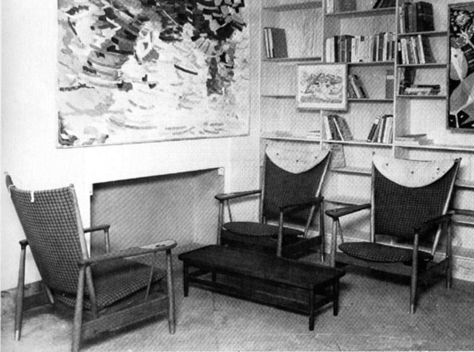 1940s Danish Interior Design