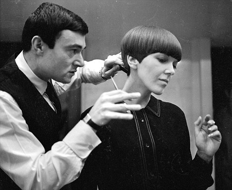 Pictures of Bob Hairstyles Anyhow, Guy told me that Sassoon revolutionized hairdressing,