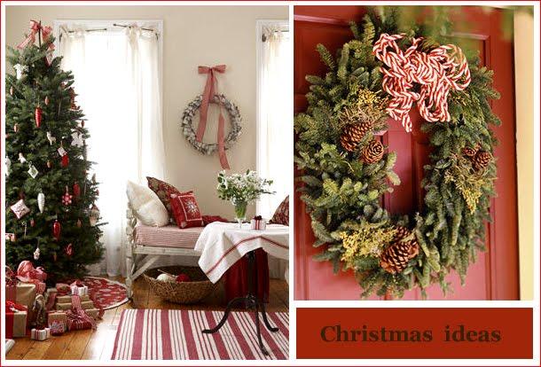 Abc amo le belle cose decorazioni per la casa di natale - Finestre di natale ...
