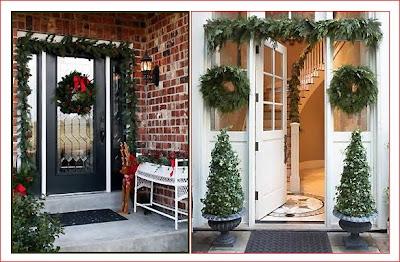 Abc amo le belle cose decorazioni per la casa di natale - La casa con le finestre che ridono ...
