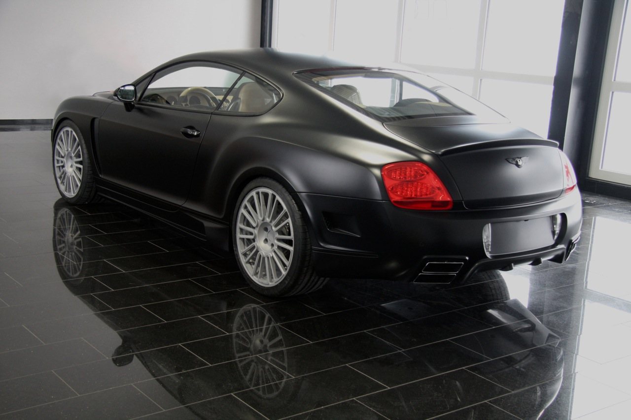 Bentley Continental Gt: This