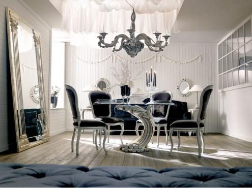 ไอเดียออกแบบตกแต่งภายในห้องนอนสุดคลาสสิคสไตล์อิตาลี