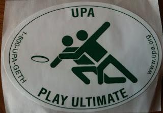 upa sticker