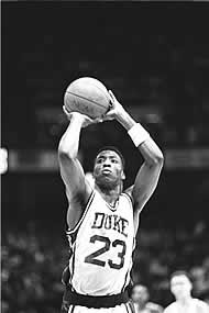 Brian Davis was a member of the 1991 and 1992 back to back Duke national ...