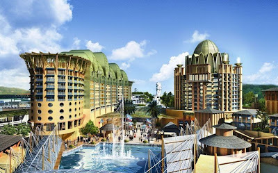 InvestmentClubz: GENTING SINGAPORE Sentosa Resort