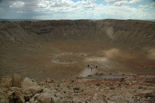 Meteor+crater+new+mexico