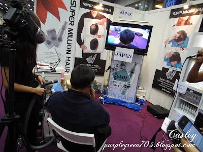 OPI or O.P.I nail polishes at Beauty Expo Malaysia KLCC