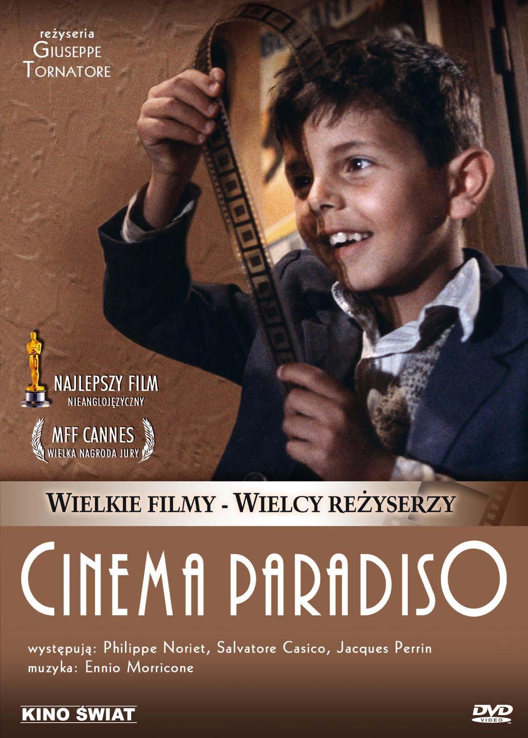 Nuovo Cinema Paradiso [1988]