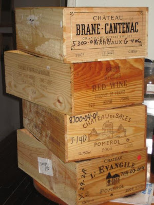 Crates ittle for Where to buy used wine crates