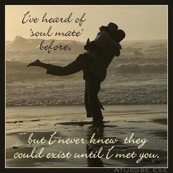 soulmates en liefde