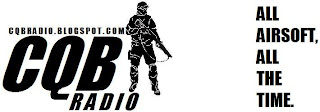 Airsoft CQB radio, Pyramyd Air, Airsoft guns blog