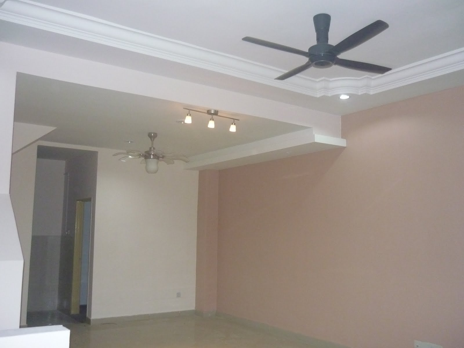 INDAH CAHAYA ENTERPRISE Renovation Plaster Ceiling