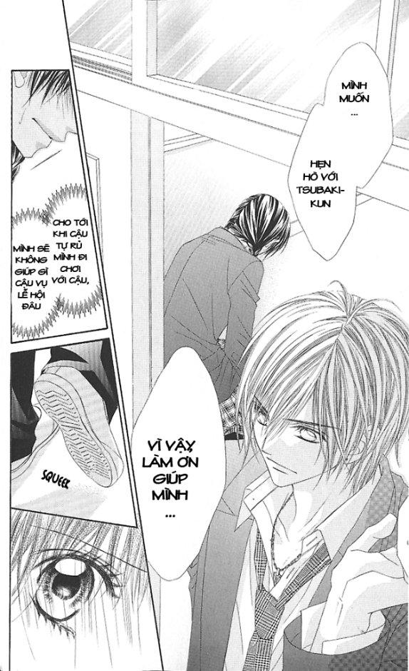 Kyou, Koi Wo Hajimemasu - Mộng Mơ đầu đời Chap 3 Trang 15