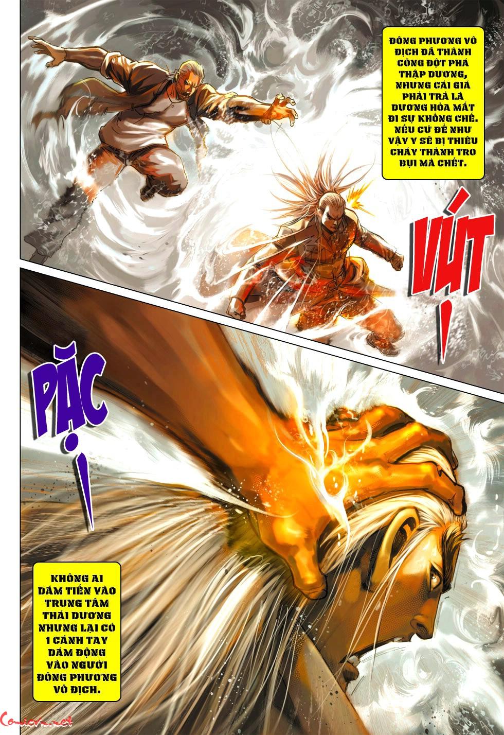 Vương Phong Lôi 1 chap 38 - Trang 26