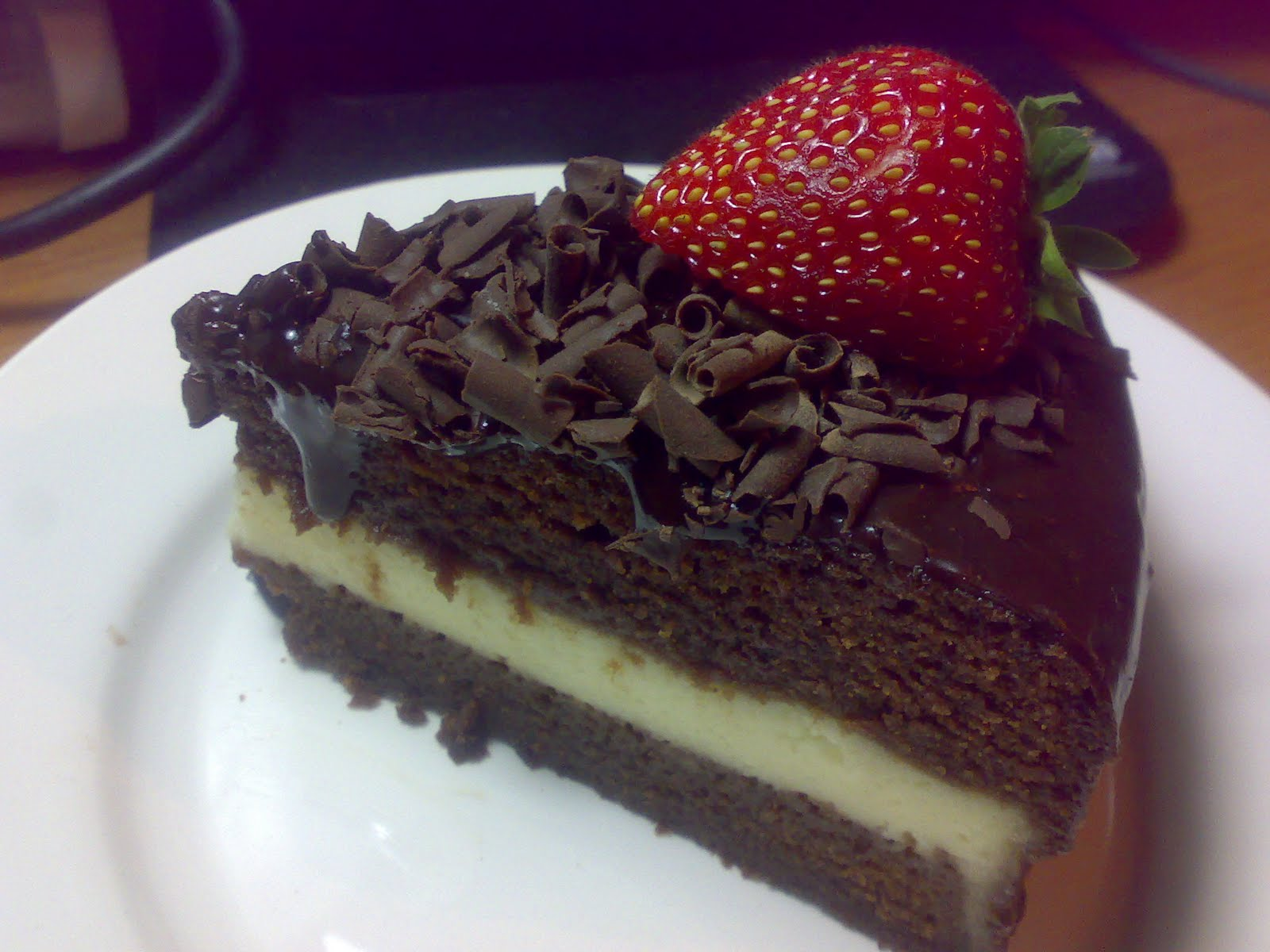 Resepi Brownies Cheese