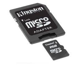 Micro SD / transflash