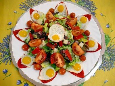 Наваррский салат