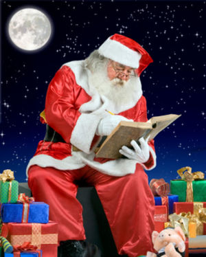 Top 10 List: Supernatural Christmas Stories to Ask Santa For