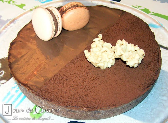 Jour de cuisine les cours de cuisine clermont ferrand repas de p ques tarte croustillante au - Cours de cuisine clermont ferrand ...