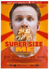Super size me - A dieta do palhaço