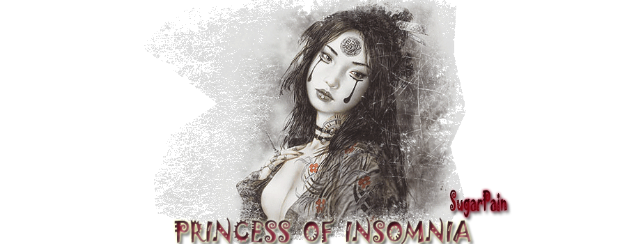 Princess Of Insomnia