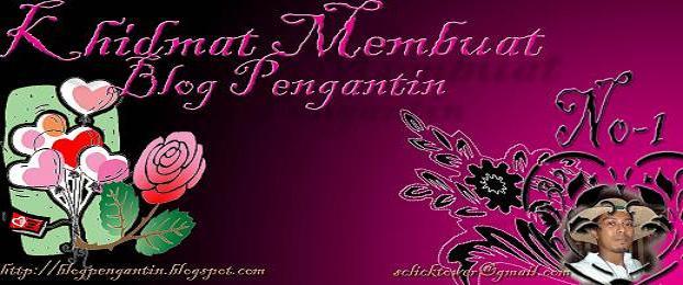 blog pengantin