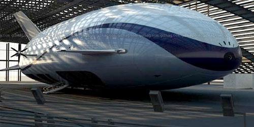 Techy Freaks Aeroscraft Ml866 Flying Yacht