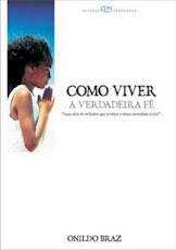 Livro do pastor Onildo Braz