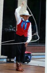 trick roping