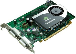 Nvidia Quadro FX 570