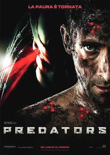 Predators - poster locandina