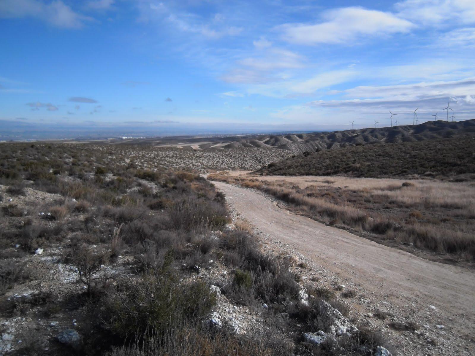 Aventura arag n 9 12 2010 ruta btt en solitario zaragoza barrancos de cabras y monta es - Casa montanes zaragoza ...